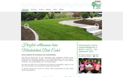 Langen & Reiß GmbH | Garten- und Landschaftsbau Dirk Eichel [Relaunch]